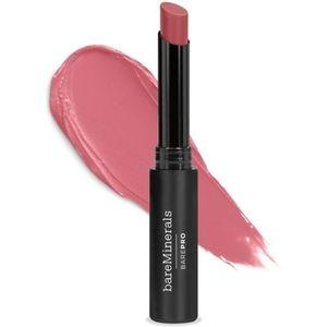 BareMinerals longwear lipstick in Bloom